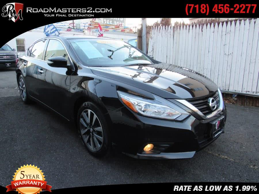 2017 Nissan Altima 2.5 SL Sedan/Sunroof, available for sale in Middle Village, NY