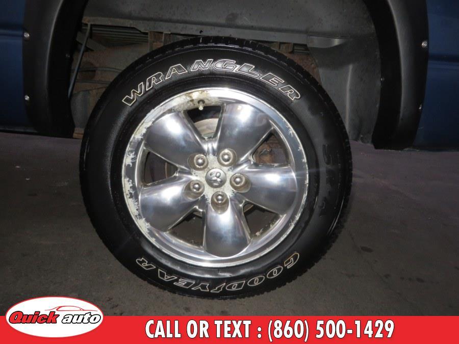 2005 Dodge Ram 1500 2dr Reg Cab 140.5