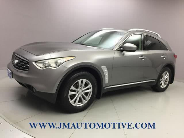 2010 Infiniti Fx35 AWD 4dr, available for sale in Naugatuck, Connecticut | J&M Automotive Sls&Svc LLC. Naugatuck, Connecticut