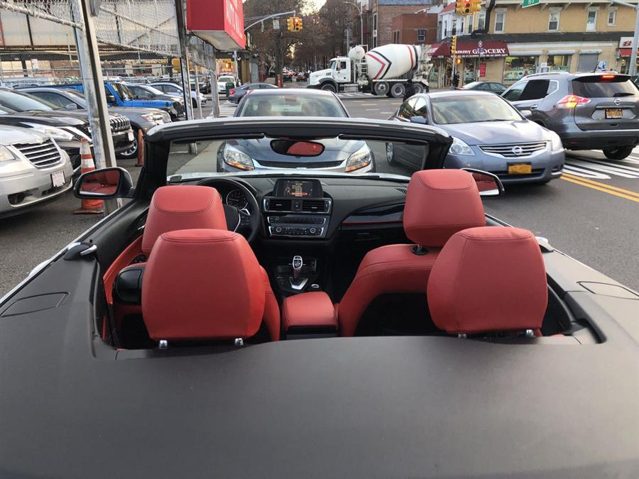 Used BMW 2 Series 2dr Conv 228i xDrive AWD 2016 | Hillside Auto Mall Inc.. Jamaica, New York