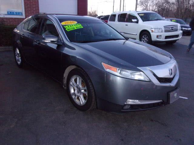 Used Acura Tl 5-Speed AT 2010 | Boulevard Motors LLC. New Haven, Connecticut