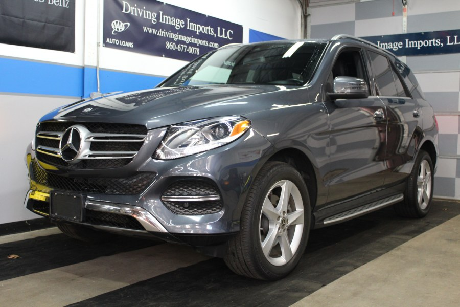 Used Mercedes-Benz GLE 4MATIC 4dr GLE 350 2016 | Driving Image Imports LLC. Farmington, Connecticut