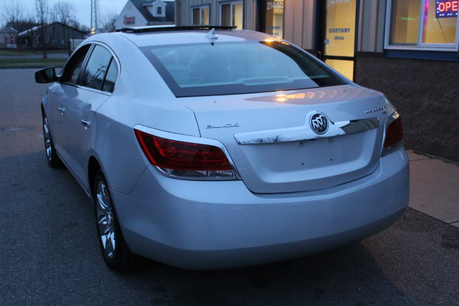 2011 Buick LaCrosse 4dr Sdn CXL FWD, available for sale in East Windsor, Connecticut | Century Auto And Truck. East Windsor, Connecticut