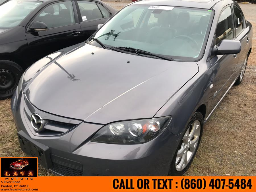 Used 2008 Mazda Mazda3 in Canton, Connecticut | Lava Motors. Canton, Connecticut