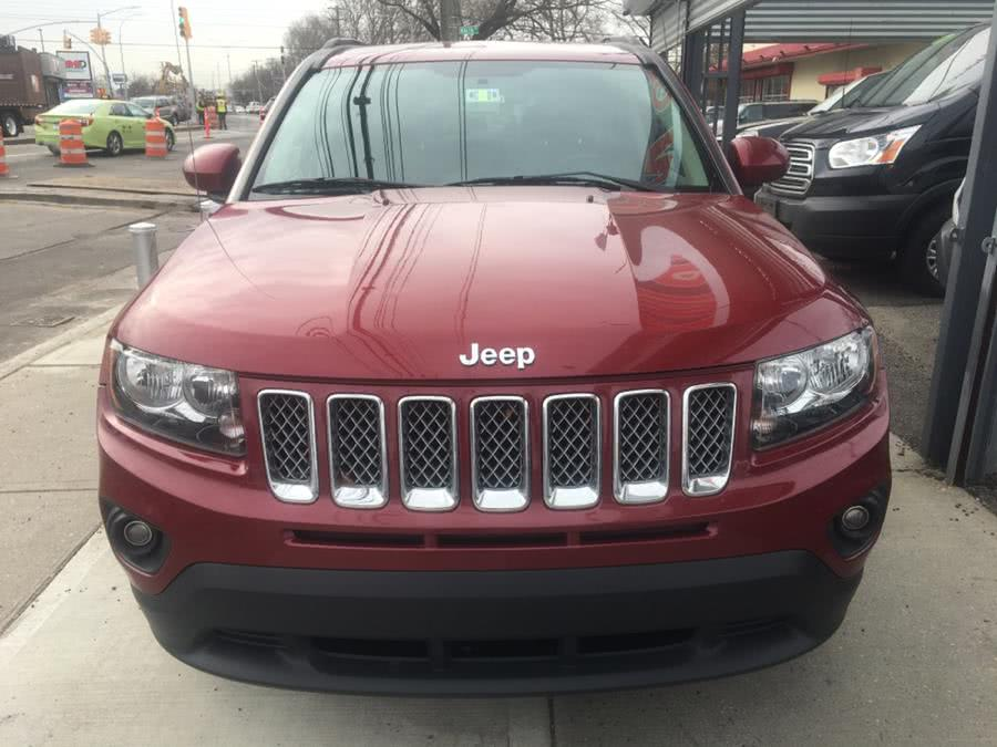 2017 Jeep Compass Latitude FWD *Ltd Avail*, available for sale in Brooklyn, New York | NYC Automart Inc. Brooklyn, New York