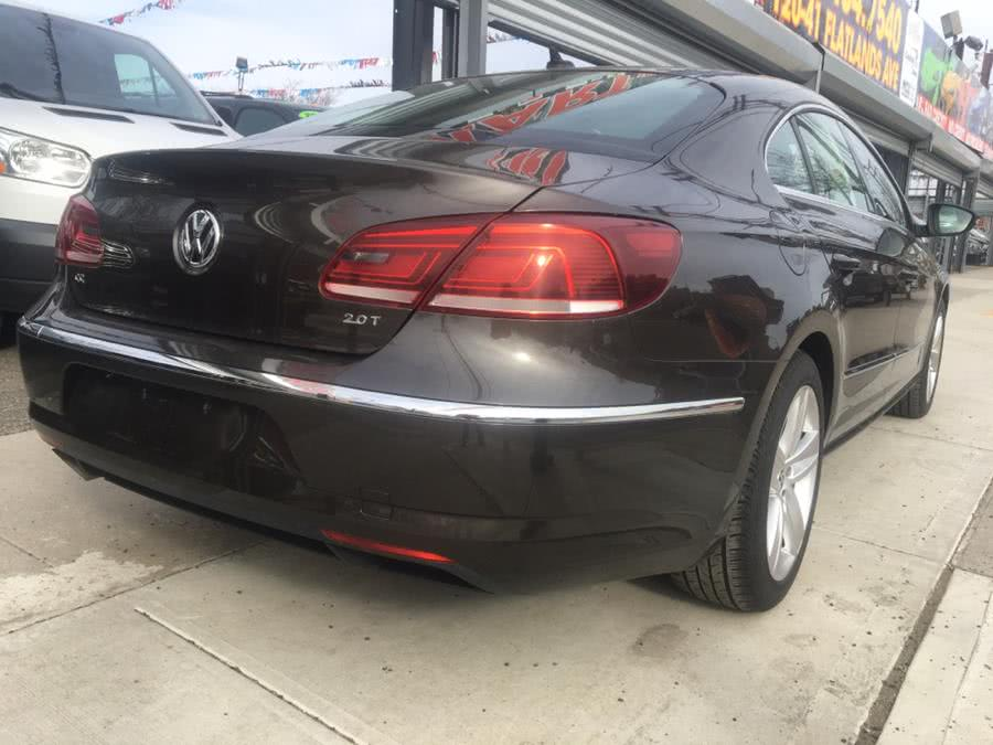 2013 Volkswagen CC 4dr Sdn DSG Sport w/LEDs PZEV, available for sale in Brooklyn, New York | NYC Automart Inc. Brooklyn, New York