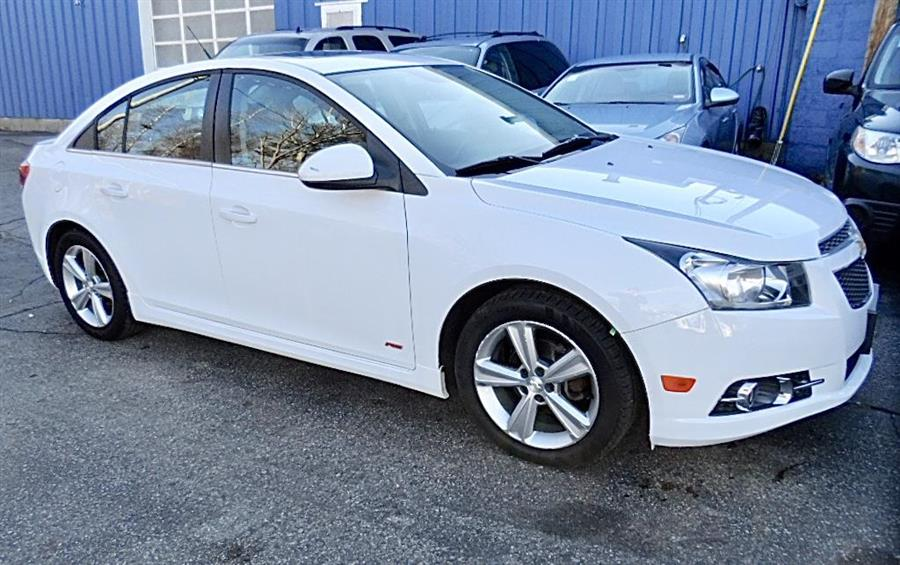 2014 Chevrolet Cruze 2LT, available for sale in Manchester, New Hampshire | Second Street Auto Sales Inc. Manchester, New Hampshire