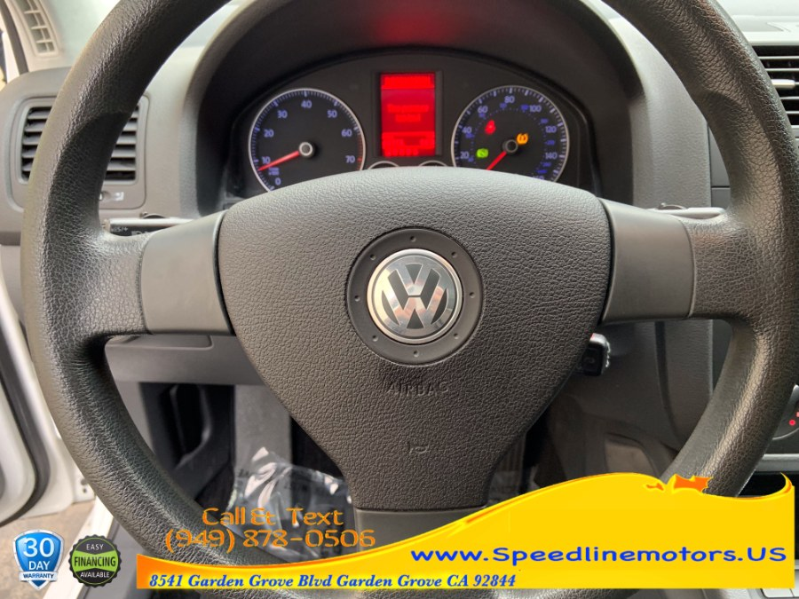 2008 Volkswagen Rabbit 2dr HB Auto S PZEV, available for sale in Garden Grove, California   Speedline Motors. Garden Grove, California
