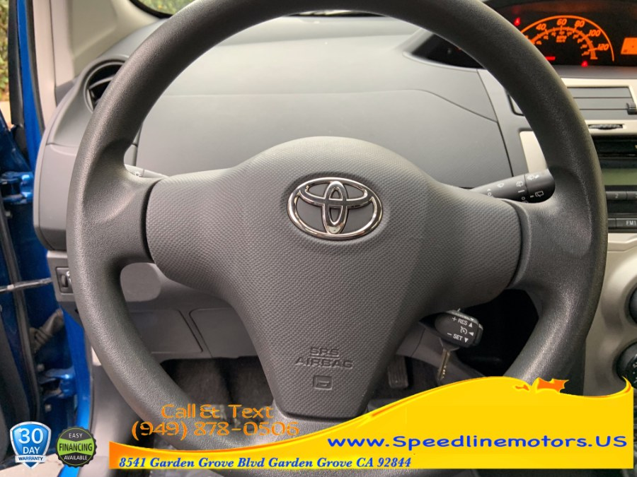 2010 Toyota Yaris 5dr LB Auto (Natl), available for sale in Garden Grove, California | Speedline Motors. Garden Grove, California