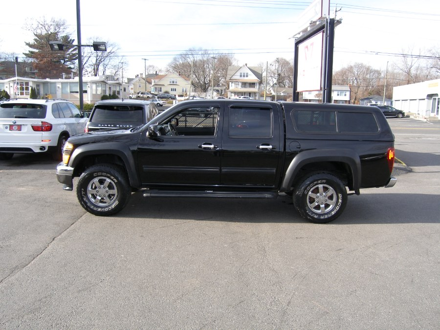 2011 GMC Canyon 4WD Crew Cab 126.0