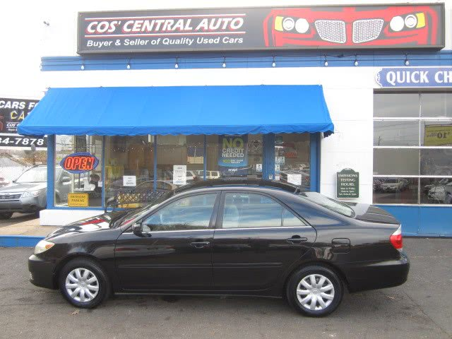 Used 2005 Toyota Camry in Meriden, Connecticut | Cos Central Auto. Meriden, Connecticut