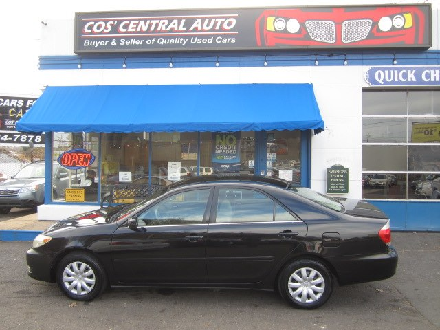 2005 Toyota Camry LE, available for sale in Meriden, Connecticut | Cos Central Auto. Meriden, Connecticut