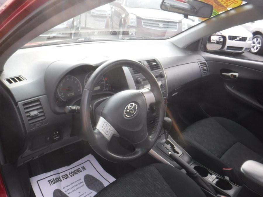 2009 Toyota Corolla 4dr Sdn Auto S (Natl), available for sale in Philadelphia, Pennsylvania   Eugen's Auto Sales & Repairs. Philadelphia, Pennsylvania