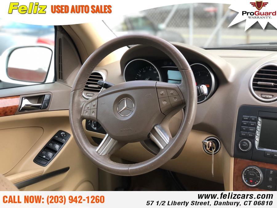 2008 Mercedes-Benz M-Class 4MATIC 4dr 3.5L, available for sale in Danbury, Connecticut   Feliz Used Auto Sales. Danbury, Connecticut