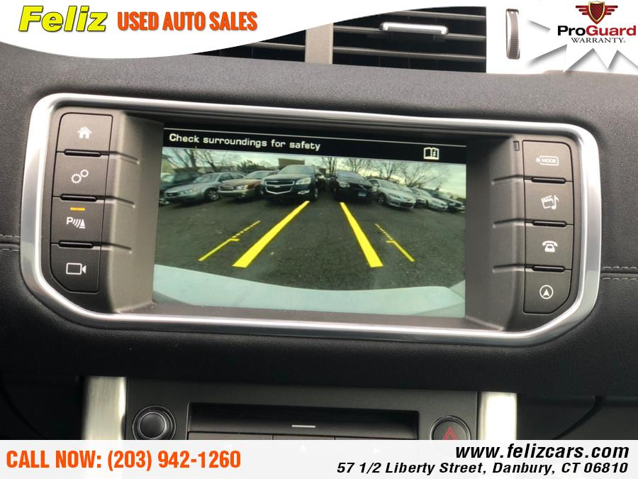 2016 Land Rover Range Rover Evoque 5dr HB SE, available for sale in Danbury, Connecticut | Feliz Used Auto Sales. Danbury, Connecticut