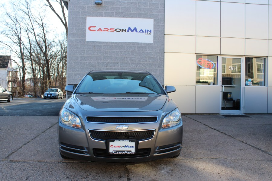 2012 Chevrolet Malibu 4dr Sdn LT w/1LT, available for sale in Manchester, Connecticut | Carsonmain LLC. Manchester, Connecticut