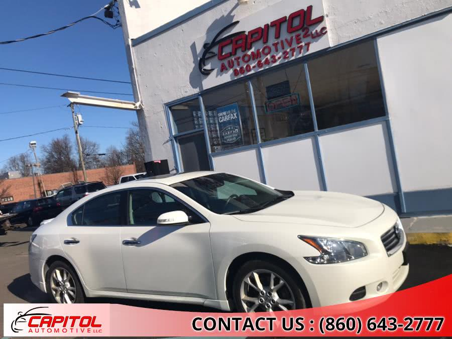 Used 2014 Nissan Maxima in Manchester, Connecticut | Capitol Automotive 2 LLC. Manchester, Connecticut