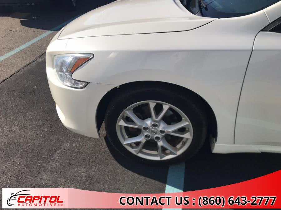 2014 Nissan Maxima 4dr Sdn 3.5 SV, available for sale in Manchester, Connecticut | Capitol Automotive 2 LLC. Manchester, Connecticut