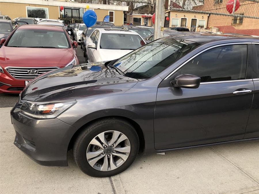2015 Honda Accord Sedan 4dr I4 CVT LX, available for sale in Jamaica, New York | Hillside Auto Mall Inc.. Jamaica, New York