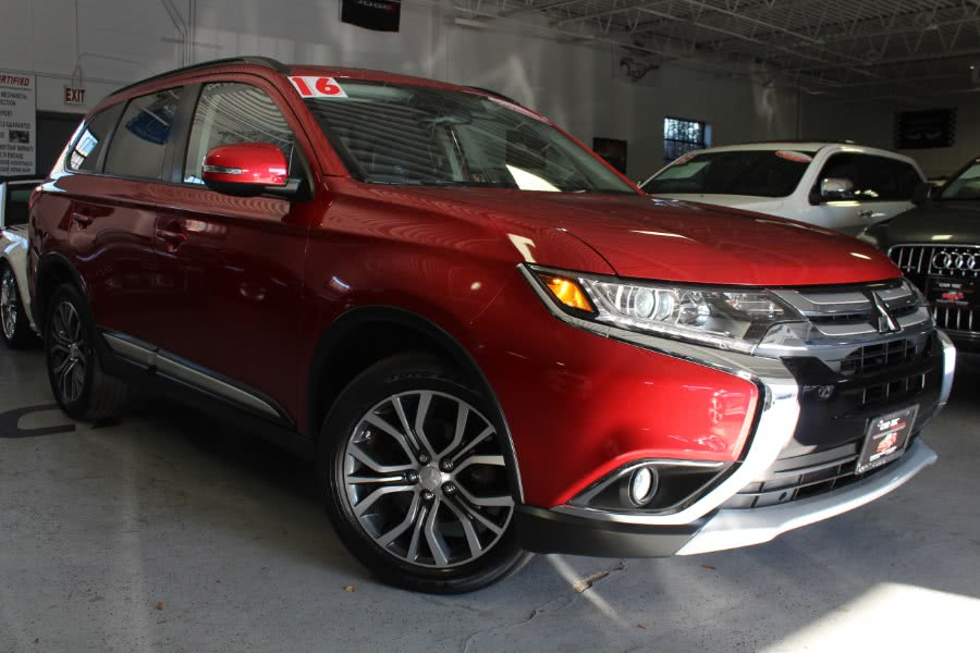 Used 2016 Mitsubishi Outlander in Deer Park, New York | Car Tec Enterprise Leasing & Sales LLC. Deer Park, New York