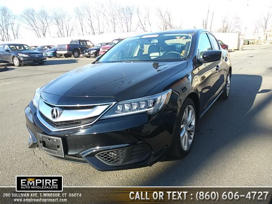 Used 2016 Acura ILX in S.Windsor, Connecticut | Empire Auto Wholesalers. S.Windsor, Connecticut