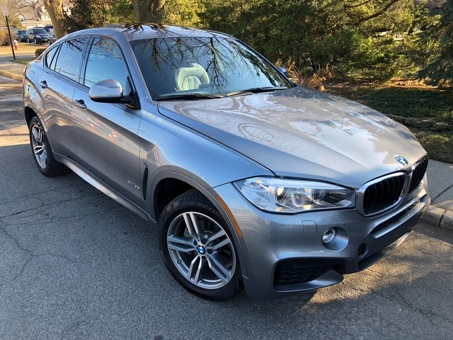 2016 BMW X6 AWD 4dr xDrive35i, available for sale in Franklin Square, New York | Luxury Motor Club. Franklin Square, New York