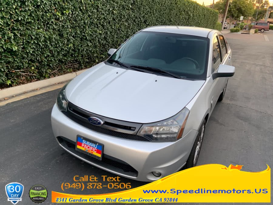 Used 2010 Ford Focus in Garden Grove, California | Speedline Motors. Garden Grove, California