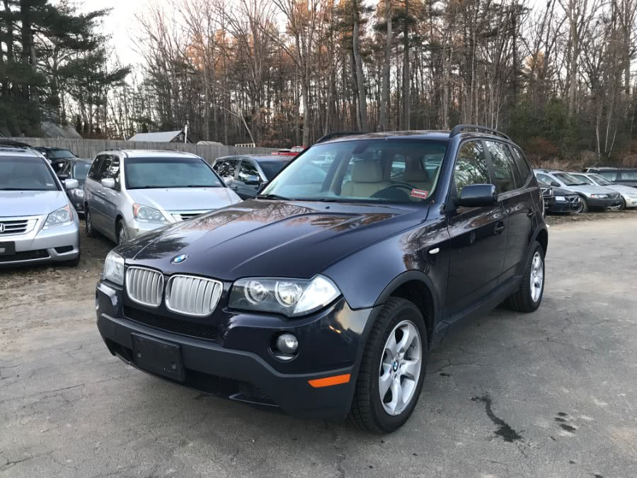 Used BMW X3 AWD 4dr 3.0si 2008 | ODA Auto Precision LLC. Auburn, New Hampshire