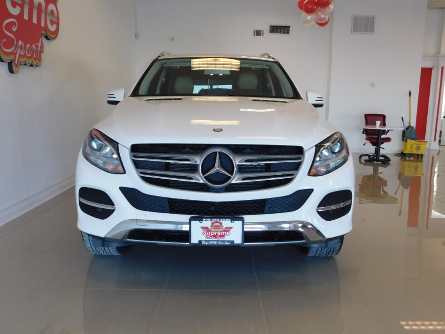 2016 Mercedes-Benz GLE 4MATIC 4dr GLE 350, available for sale in Elizabeth, New Jersey | Supreme Motor Sport. Elizabeth, New Jersey