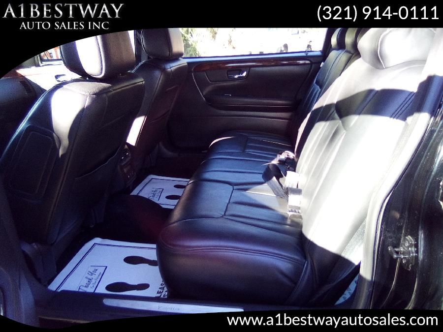 2007 Cadillac DTS Professional 4dr Sdn Limousine, available for sale in Melbourne , Florida | A1 Bestway Auto Sales Inc.. Melbourne , Florida