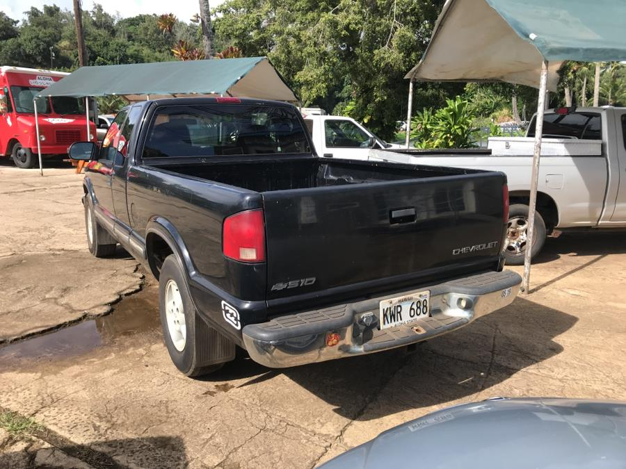 2000 Chevrolet s Truck S10, available for sale in Lihue, Hawaii | Harbor Motors Inc. Lihue, Hawaii