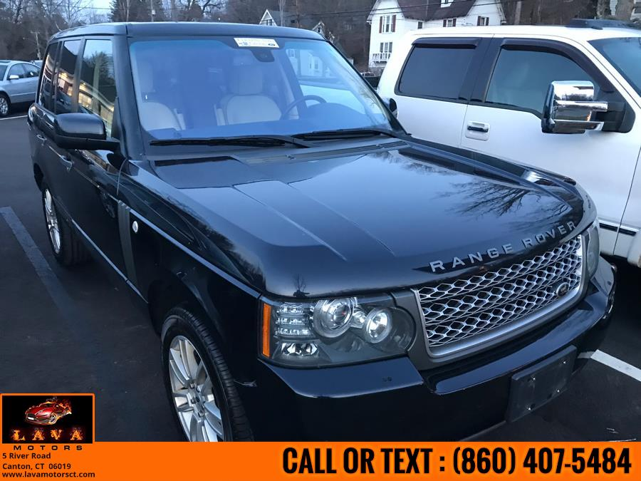 Used 2010 Land Rover Range Rover in Canton, Connecticut | Lava Motors. Canton, Connecticut