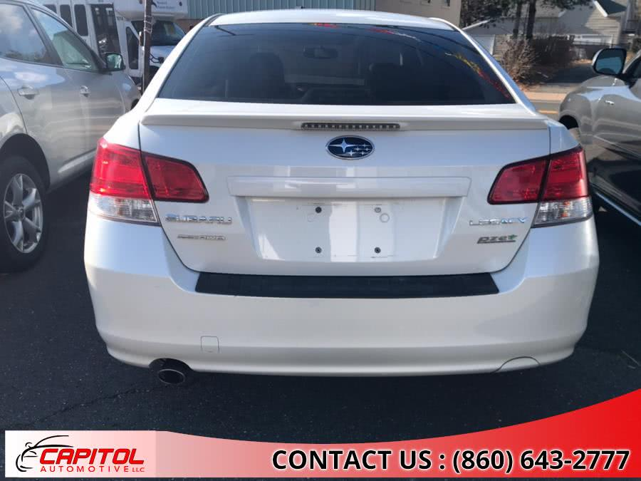 2010 Subaru Legacy 4dr Sdn H4 Auto Limited Pwr Moon, available for sale in Manchester, Connecticut | Capitol Automotive 2 LLC. Manchester, Connecticut