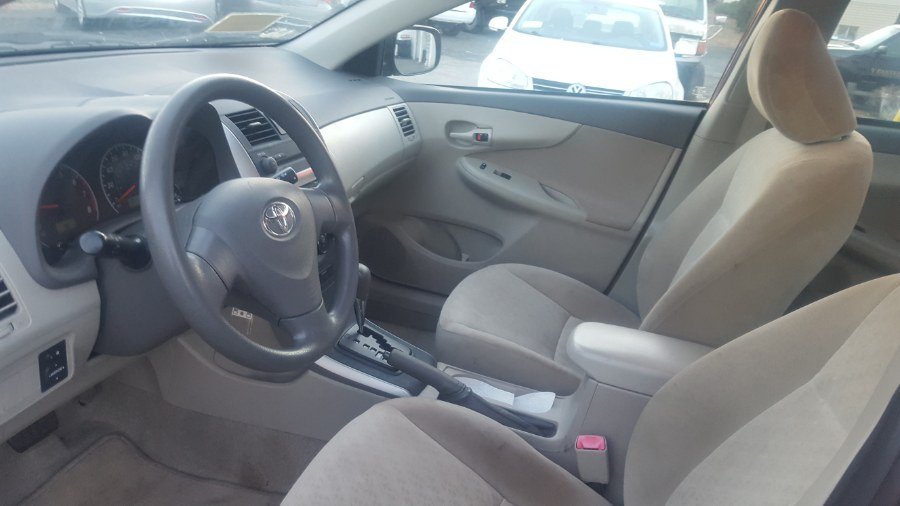 2009 Toyota Corolla 4dr Sdn Auto LE, available for sale in Worcester, Massachusetts   Rally Motor Sports. Worcester, Massachusetts