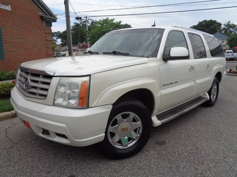 Used Cadillac Escalade ESV 4dr AWD 2004 | NY Auto Traders. Valley Stream, New York