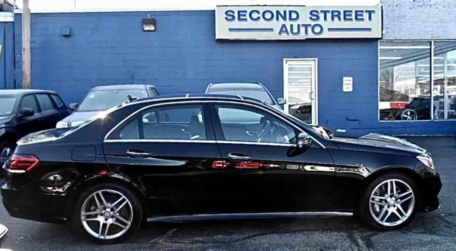 2014 Mercedes-benz E-class E 550 SPORT, available for sale in Manchester, New Hampshire | Second Street Auto Sales Inc. Manchester, New Hampshire