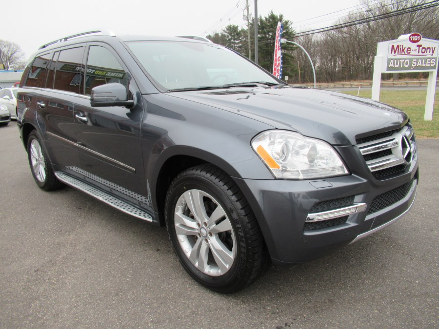 Used Mercedes-Benz GL-Class 4MATIC 4dr GL450 2012 | Mike And Tony Auto Sales, Inc. South Windsor, Connecticut