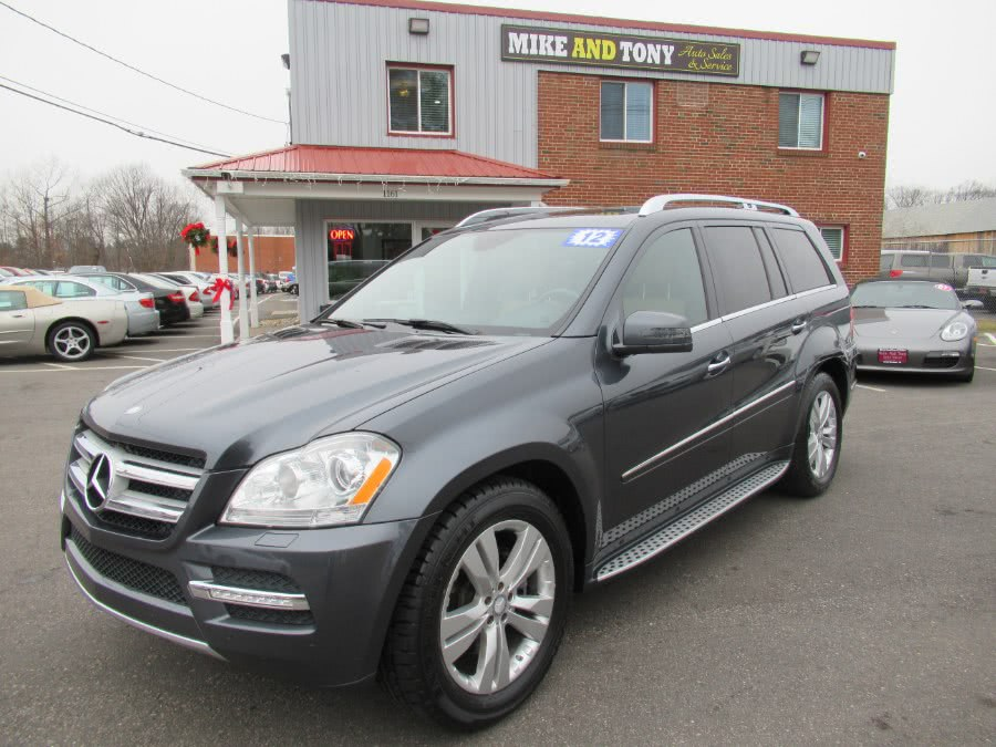Used 2012 Mercedes-Benz GL-Class in South Windsor, Connecticut | Mike And Tony Auto Sales, Inc. South Windsor, Connecticut