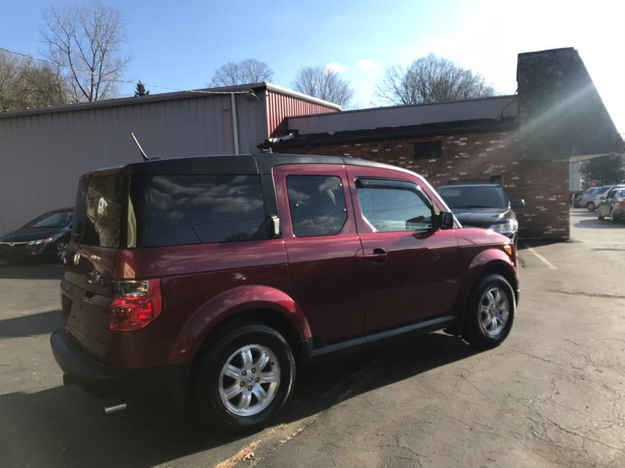 2007 Honda Element 4WD 4dr AT EX, available for sale in Naugatuck, Connecticut | Riverside Motorcars, LLC. Naugatuck, Connecticut