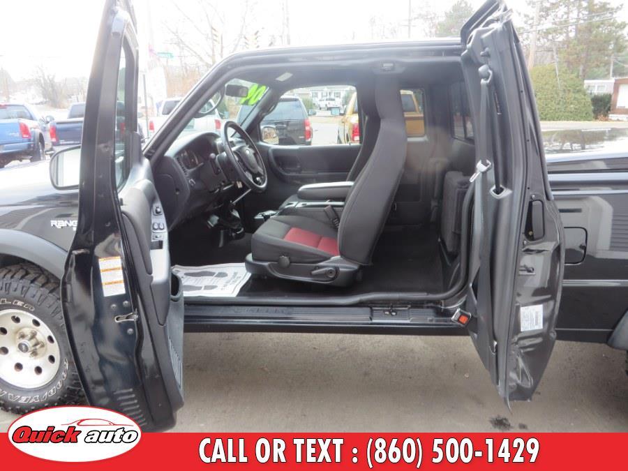 2004 Ford Ranger 4dr Supercb 4.0L XLT FX4 Lvl II 4WD, available for sale in Bristol, Connecticut | Quick Auto LLC. Bristol, Connecticut