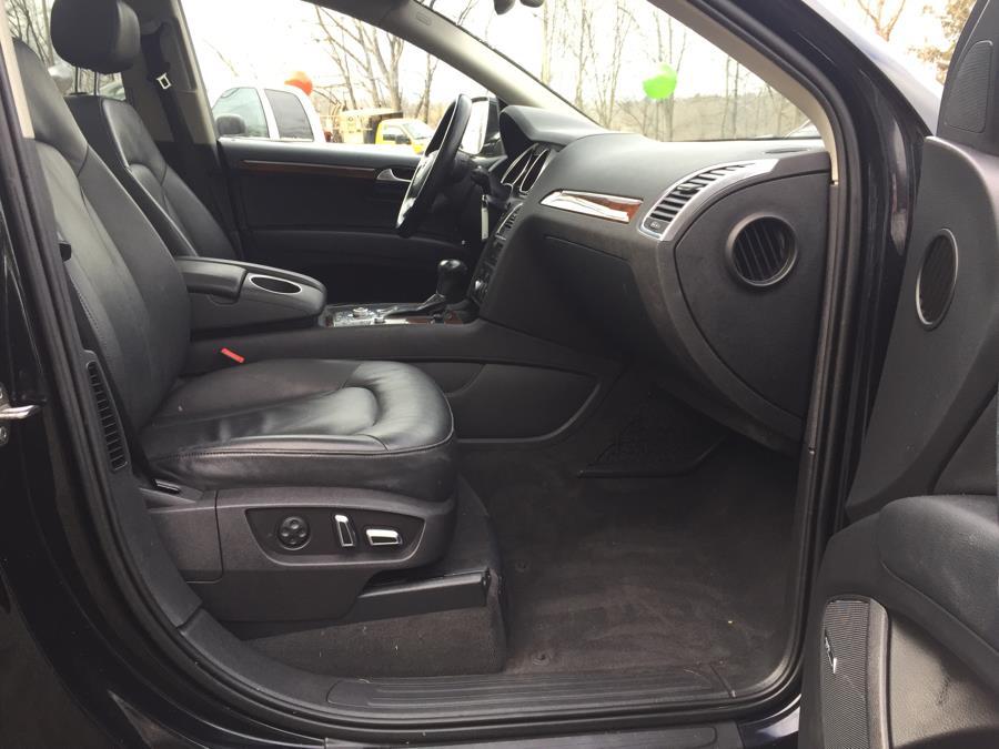 Used Audi Q7 quattro 4dr 3.0T Premium Plus 2013 | Five Star Cars LLC. Meriden, Connecticut