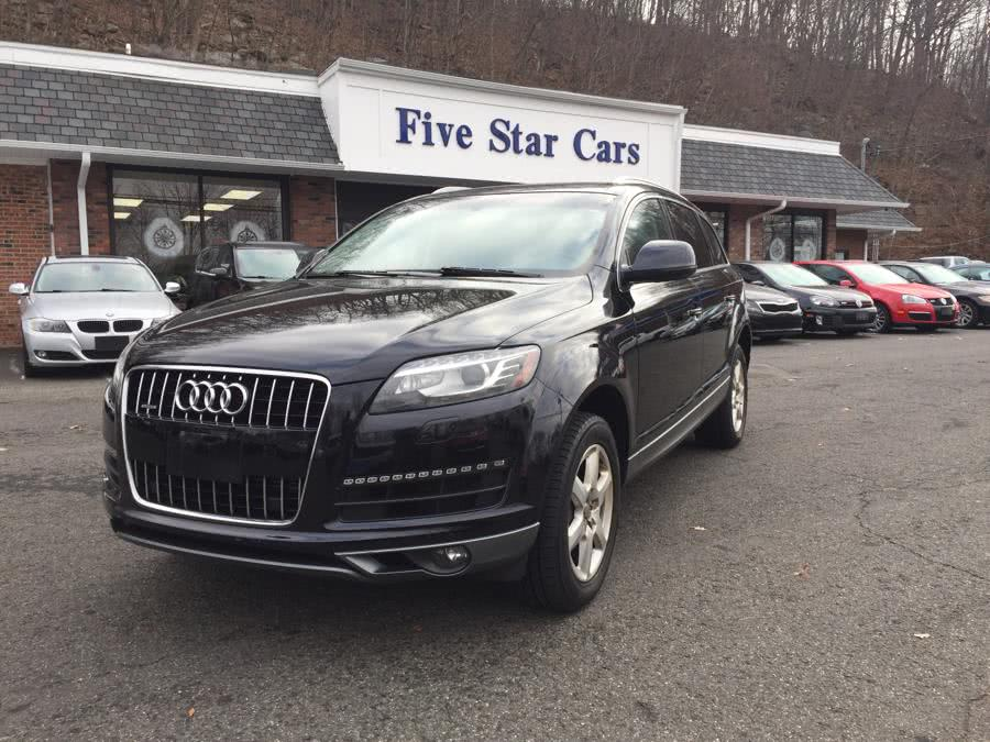 Used 2013 Audi Q7 in Meriden, Connecticut | Five Star Cars LLC. Meriden, Connecticut