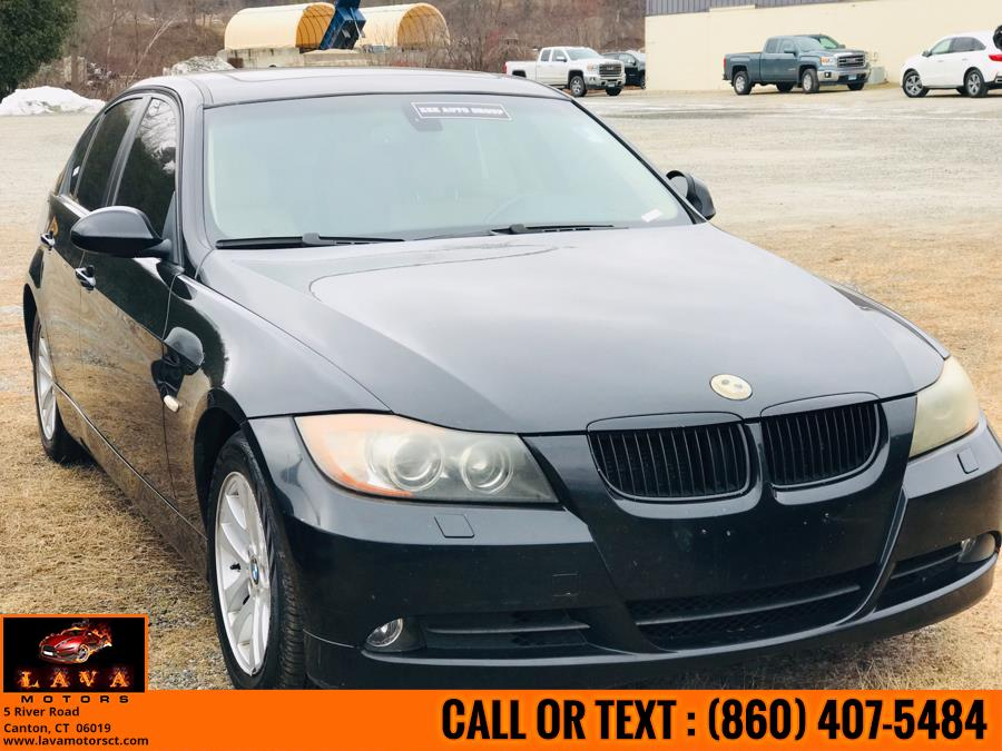 Used 2007 BMW 3 Series in Canton, Connecticut | Lava Motors. Canton, Connecticut