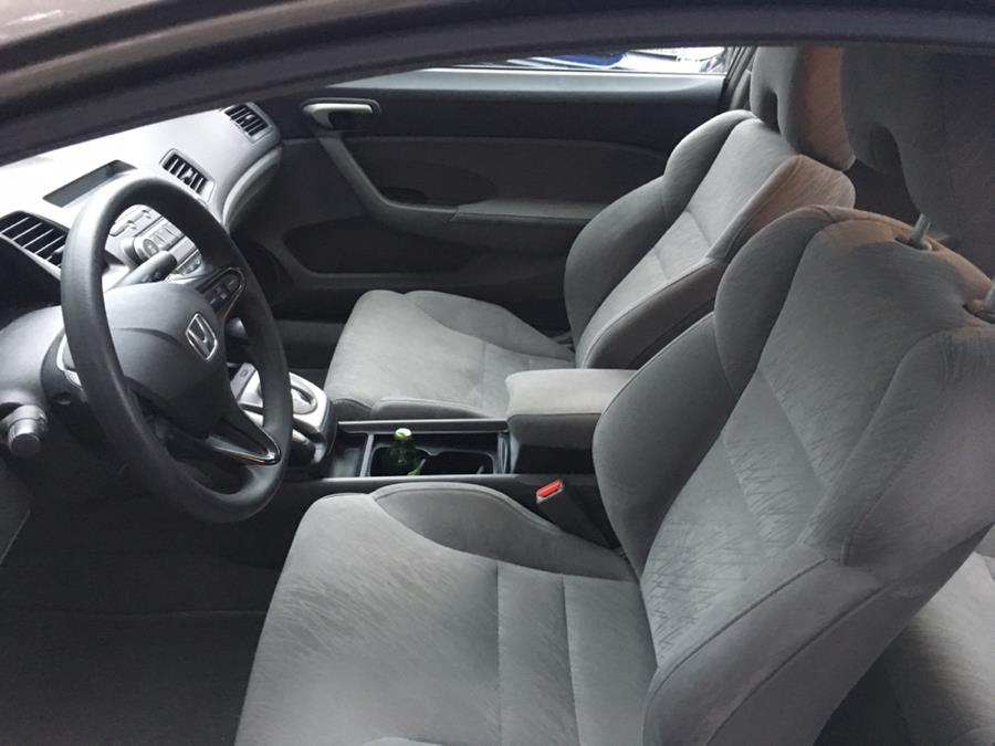 2007 Honda Civic Cpe 2dr AT LX, available for sale in Cheshire, Connecticut | Automotive Edge. Cheshire, Connecticut