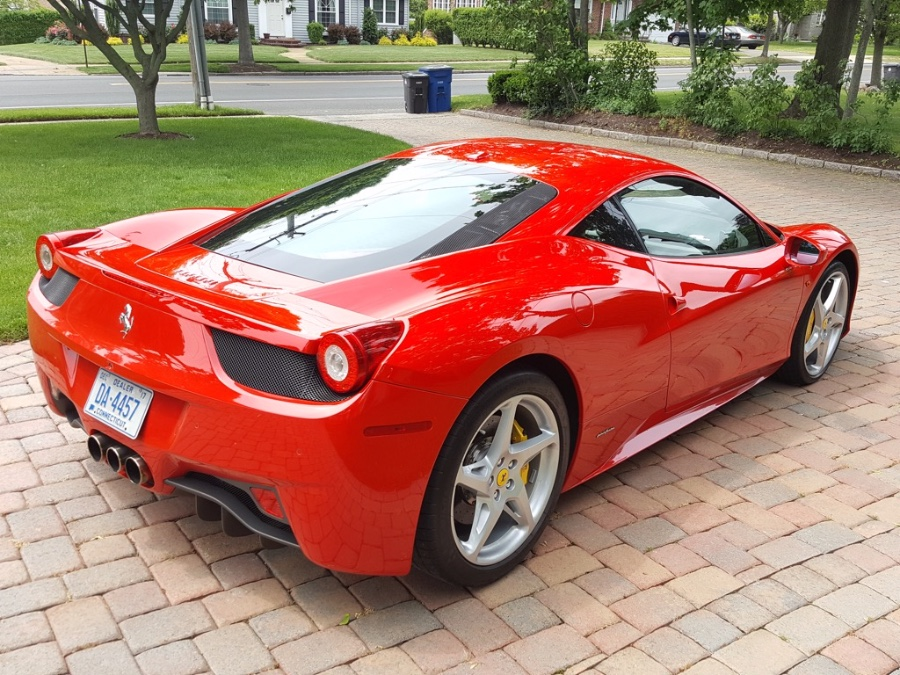 2011 Ferrari 458 Italia 2dr Cpe, available for sale in Willimantic, Connecticut | 0 to 60 Motorsports. Willimantic, Connecticut