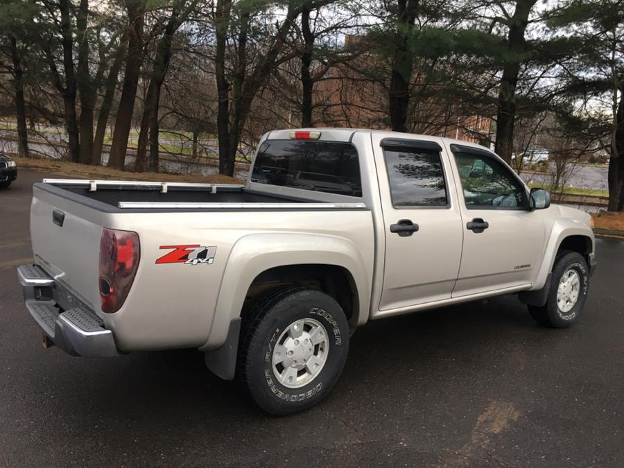 "Used Chevrolet Colorado Crew Cab 126.0"" WB 4WD 1SB LS Z85 2005 