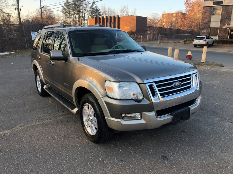 """2006 Ford Explorer 4dr 114"""" WB 4.0L Eddie Bauer 4WD, available for sale in Hartford , CT"""