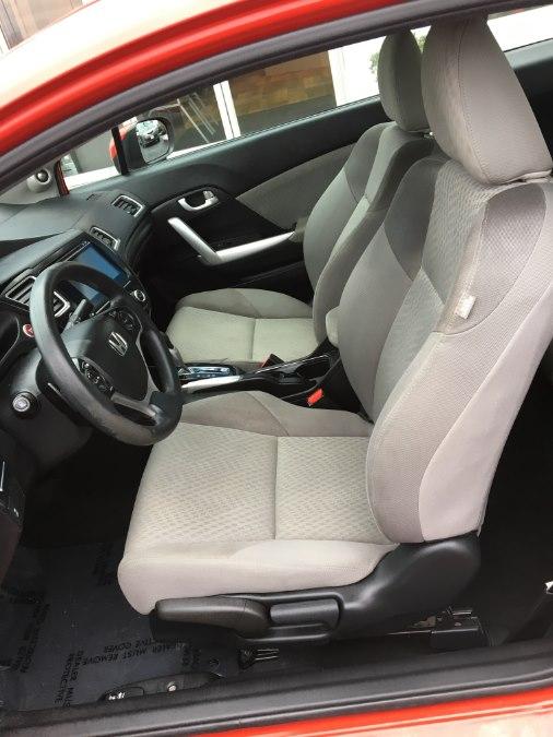 2015 Honda Civic Coupe 2dr CVT EX, available for sale in Lindenhurst, New York | Rite Cars, Inc. Lindenhurst, New York