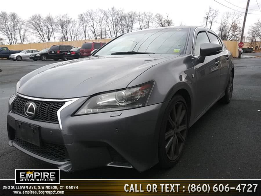 Used 2013 Lexus GS 350 in S.Windsor, Connecticut | Empire Auto Wholesalers. S.Windsor, Connecticut