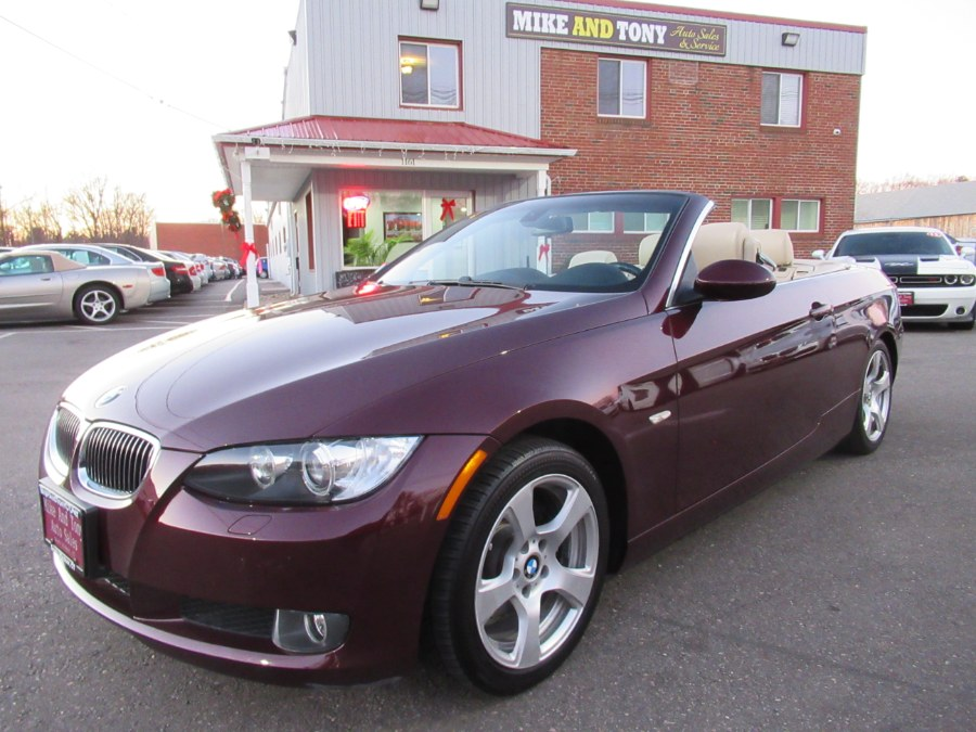 2008 BMW 3 Series 2dr Conv 328i, available for sale in South Windsor, CT
